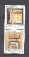 Venezuela  -  1992  :  Yv  1601-02  ** - Venezuela