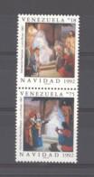 Venezuela  -  1992  :  Yv  1613-14  ** - Venezuela