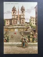 ROMA.........Piazza Di Spagna........Ed. Richter.....942 - Autres