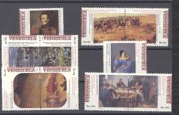 Venezuela  -  1995  :  Yv  1709-18  ** - Venezuela