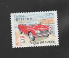 """FRANCE / 2020 / Y&T N° 5391 ** : """"Journée Du Timbre"""" (Peugeot 204 Cabriolet) X 1 - Neufs"""