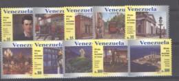 Venezuela  -  1995  :  Yv  1785-94  ** - Venezuela