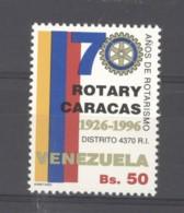 Venezuela  -  1996  :  Yv  1857  ** - Venezuela
