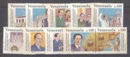 Venezuela  -  1997  :  Yv  1868-77  ** - Venezuela