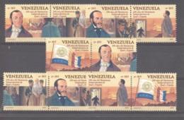 Venezuela  -  1997  :  Yv  1903-07  **   En Paires - Venezuela