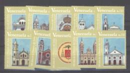 Venezuela  -  1997  :  Yv  1972-81  ** - Venezuela