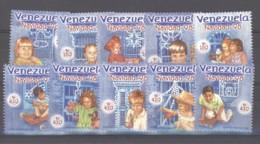 Venezuela  -  1998  :  Yv  2143-52  ** - Venezuela