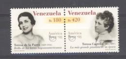 Venezuela  -  1998  :  Yv  2153-54  ** - Venezuela