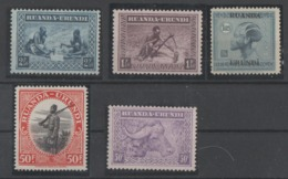 RUANDA-URUNDI  1931+42  **   MNH  LOTE - Sonstige - Afrika