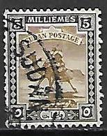 SOUDAN    -   1921  .  Y&T N° 33 Oblitéré - Sudan (1954-...)