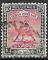 SOUDAN    -   1921  .  Y&T N° 34 Oblitéré - Sudan (1954-...)
