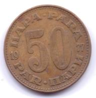 YUGOSLAVIA 1977: 50 Para, KM 46 - Yougoslavie