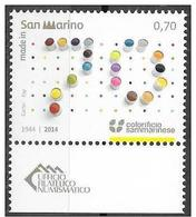 San Marino: Colorificio Sammarinese, Usine De Peinture à Saint-Marin, Paint Factory In San Marino - Fabriken Und Industrien