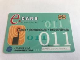 5:140 - Cambodia - Kambodscha