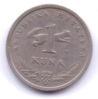 HRVATSKA 1995: 1 Kuna, KM 9.1 - Croatia