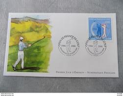 FDC France 2006 : Open De France De Golf - FDC