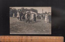 Photo Carte : Meeting Endimanché C.1910 / Photographe Atelier A LACOSTE à CHALON SUR SAONE - Chalon Sur Saone