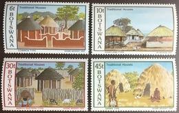 Botswana 1982 Traditional Houses MNH - Botswana (1966-...)