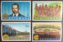 Botswana 1983 Commonwealth Day MNH - Botswana (1966-...)