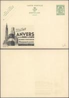 """Publibel N°305 """"Visitez Anvers, Ville De Rubbens"""" / Neuf - Enteros Postales"""