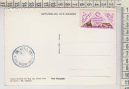 Storia Postale Francobollo Commemorativo San Marino  Nice Stamp - San Marino