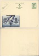 """Publibel N°301 """"Le Coq Sur Mer"""" / Neuf - Enteros Postales"""