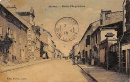16-JARNAC-ROUTE D ANGOULEME-N°2041-B/0369 - Autres Communes