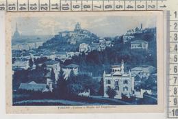 TORINO  COLLINE E MONTE DEI CAPPUCCINI 1927 - Italia