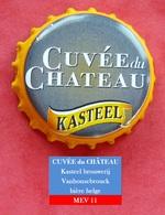 Cuvée Du Chateau - Kasteel  (parfait état - Pas De Trace De Décapsuleur) MEV11 - Bier