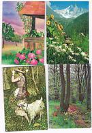 Calendriers Lot De 4 Agenda 1982 1986 1988 1986cal17 - Calendars