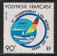 POLYNESIE - N°184 ** (1982) - Neufs