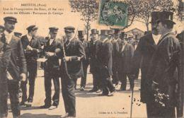 27-BRETEUIL-FETE DE L INAUGURATION DES EAUX-N°2041-F/0303 - Breteuil