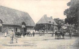 27-HARCOURT-FERME DE CHRETIENVILLE-BOEUFS-N°2041-G/0045 - Harcourt