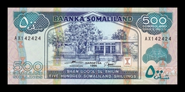 Somalilandia Somaliland 500 Shillings 1996 Pick 6b SC UNC - Otros – Africa