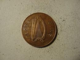 MONNAIE IRLANDE 2 PENCE 1978 - Ierland