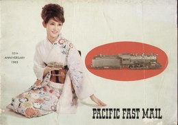 Catalogue PFM - PACIFIC FAST MAIL 10th Ed. 1965 10° Ann. - Boeken En Tijdschriften