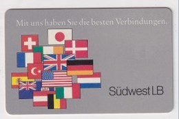 TK  24927 GERMANY - O181 08.92 Südwest LB 3 000ex. - Deutschland