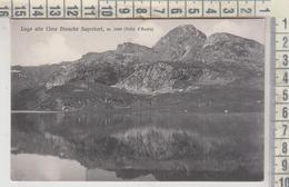 AOSTA LAGO ALLE CIME BIANCHE SUPERIORI NO VG - Aosta