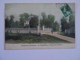 CPA  93  Montfermeil-Franceville La Pinsonnette Et L'Avenue Des Pinsons  1908 TBE - Montfermeil