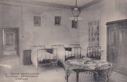 Montargis : (Série De 20 CP Ecole Saint-Louis) - N° 19 L'Infirmerie - Montargis