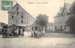 51-ANGLURE-ENTREE DU MOULIN-N°2044-A/0001 - Autres Communes