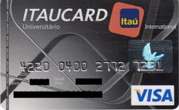 Brasil Credicard Citi Universitario , Visa - Credit Cards (Exp. Date Min. 10 Years)