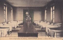 Montargis - Ecole D'agriculture Du Chesnoy - Ecole, Dortoir - Montargis