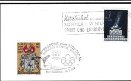 Austria Cover 1976 Innsbruck Olympic Games   (G106-34) - Winter 1976: Innsbruck