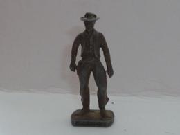KINDER METAL B. CASSIDY B - Figurines En Métal