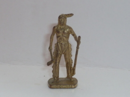 KINDER METAL INDIEN COCHISE - Metal Figurines