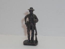 KINDER METAL KIT CARSON - Metal Figurines