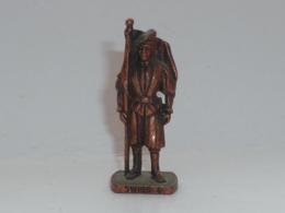 KINDER METAL SWISS - 4   96n77 - Metal Figurines