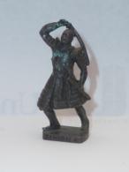 KINDER METAL SAMOURAI 4 - Metal Figurines