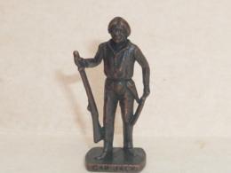 KINDER METAL CAPITAINE JACK - Metal Figurines